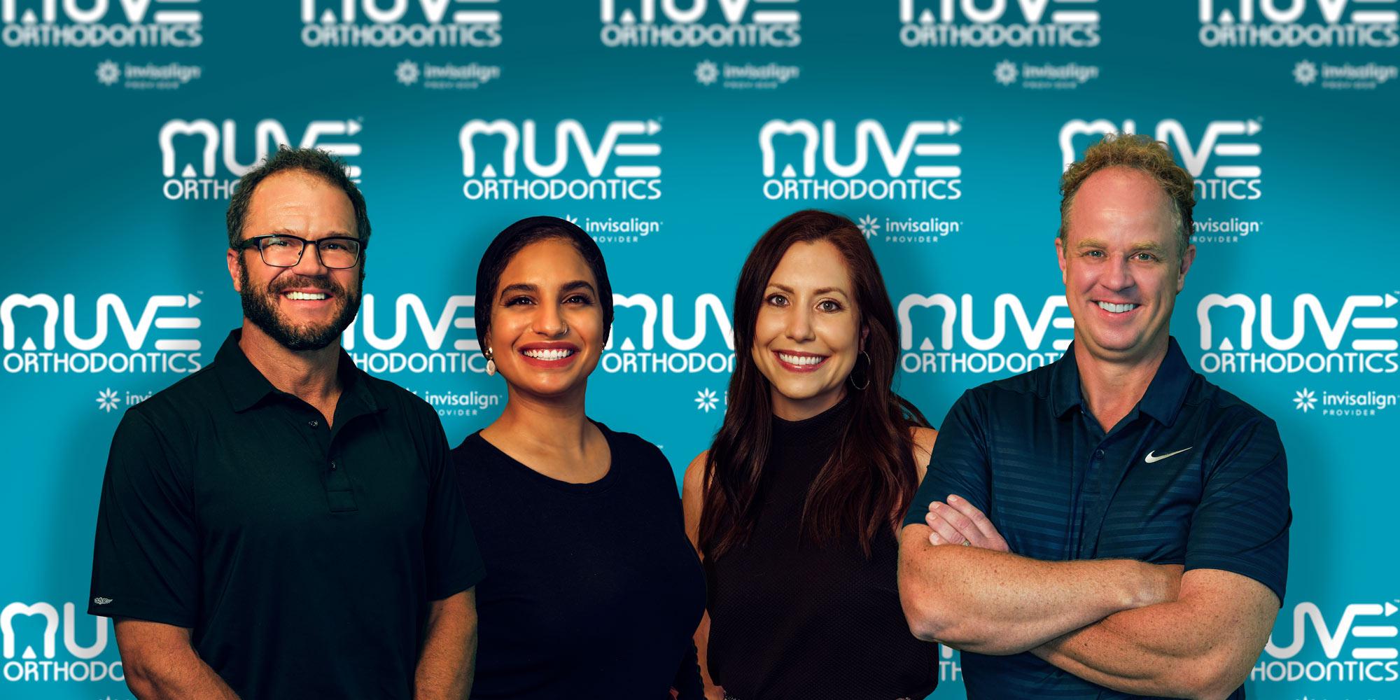 Muve Orthodontics Staff
